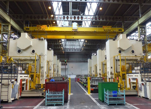 35 ton overhead crane for sale