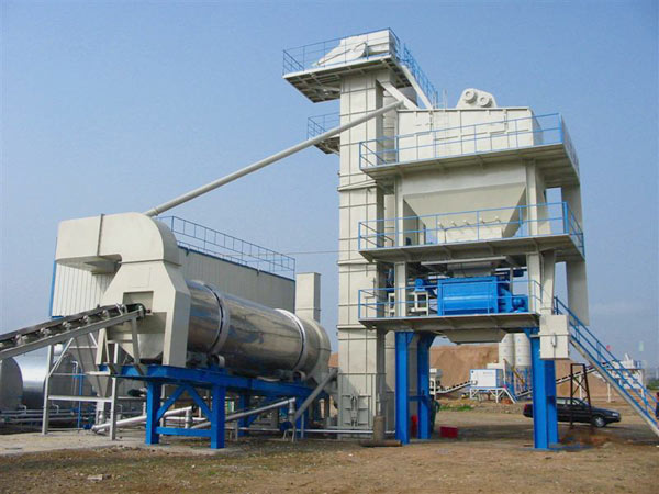 asphalt batch mix plants sale